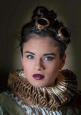 Model: Sonia Weber