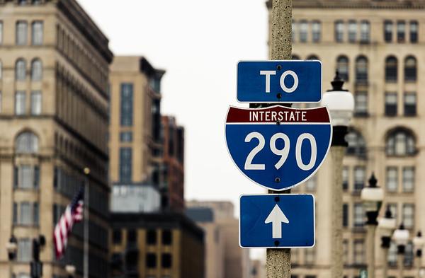 Interstate 290!