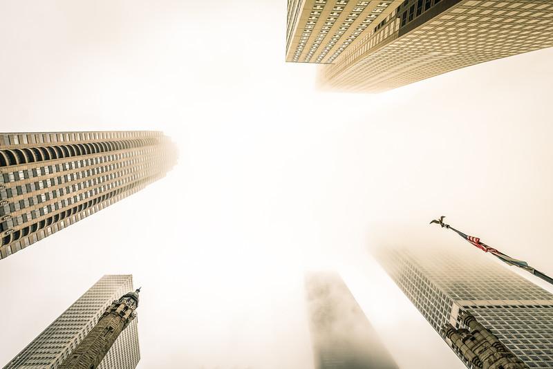 Into the Fog!