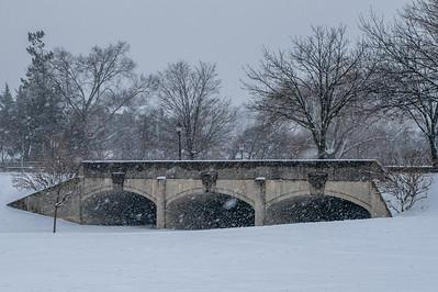 College Ave Bridge