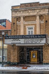 The Weinberg Center