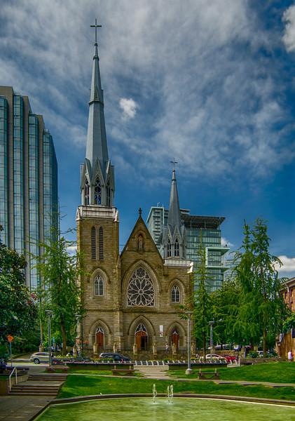 Holy Rosary Roman Catholic Cathedral