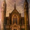 Sacred Heart Cathedral - stylised image