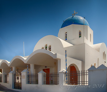 Classic Greek Church