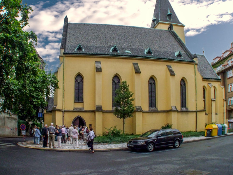 Church of Saint Clemens in New Town, Prague