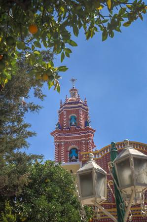Church of Santa Maria Tonantzintia