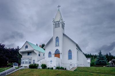 Catholic Church in Roslyn, WA