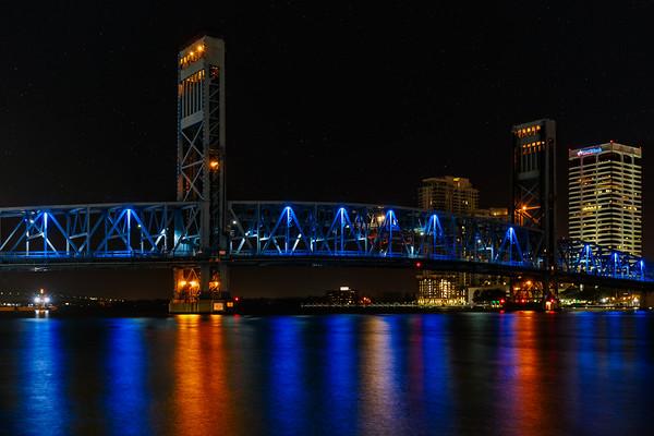 Main Street Bridge, Jacksonville, FL