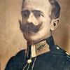 Jan Ciesielski.  Komendant posterunku granatowej policji  w zaleszczykach.