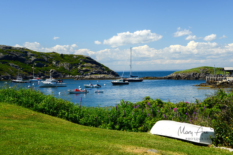 Beautiful Monhegan