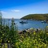 Monhegan Island Lobster Boats
