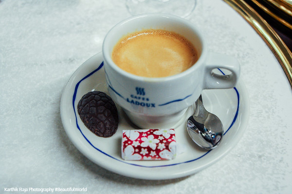 French Coffee, Paris, France