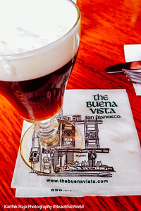 Birthplace of the Irish Coffee, the Buena Vista cafe, San Francisco
