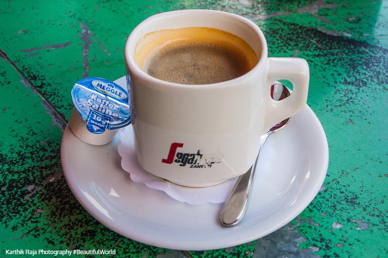 Coffee, Prague, Czech Republic