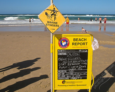 North Burleigh Heads - Surf Lifesaver's beach report