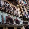 Cuba Havana Centro Havana Facade 6 March 2017