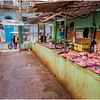 Cuba Havana Centro Havana Street Market Butcher Shop 2 March 2017