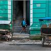 Cuba Havana Centro Havana Street Scene 48 March 2017