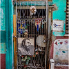 Cuba Havana Centro Havana Doorway 3 March 2017