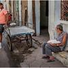 Cuba Havana Centro Havana Street Scene 34 March 2017