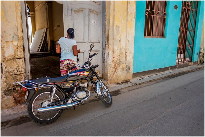 Cuba Havana Centro Havana Street Scene 9  March 2017
