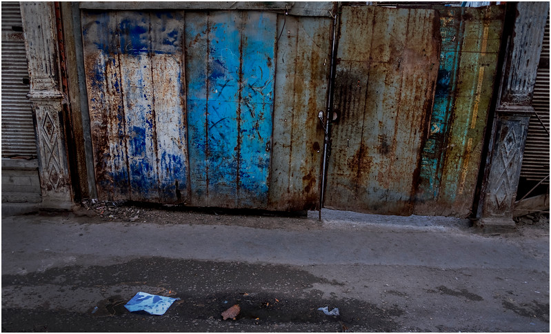 Cuba Havana Centro Havana Doorway 20 March 2017