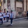 Cuba Havana Centro Havana Schoolkids 2 March 2017