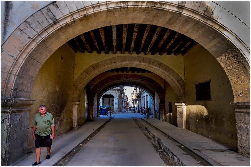 Cuba Havana Centro Havana Street Scene 41 March 2017
