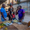 Cuba Havana Centro Havana Street Market Produce Shop 9 March 2017
