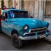 Cuba Havana Centro Havana Classic Truck  March 2017