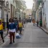 Cuba Havana Centro Havana Street Scene 26 March 2017