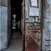 Cuba Havana Centro Havana Doorway 14 March 2017