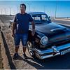 Cuba Havana Vedado Ell Malecon Taxi Driver 1March 2017