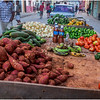 Cuba Havana Centro Havana Street Market Produce Shop 10 March 2017