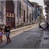 Cuba Havana Centro Havana Street Scene 40 March 2017