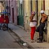 Cuba Havana Centro Havana Street Scene 18 March 2017