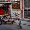 Cuba Havana Centro Havana Bici Taxi 2 March 2017