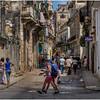 Cuba Havana Centro Havana Street Scene 32 March 2017