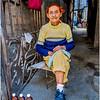 Cuba Havana Centro Havana Woman Selling Refrescas March 2017
