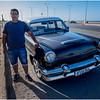 Cuba Havana Vedado Ell Malecon Taxi Driver 2 March 2017