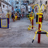 Cuba Havana Centro Havana Outdoor Gym 1 March 2017