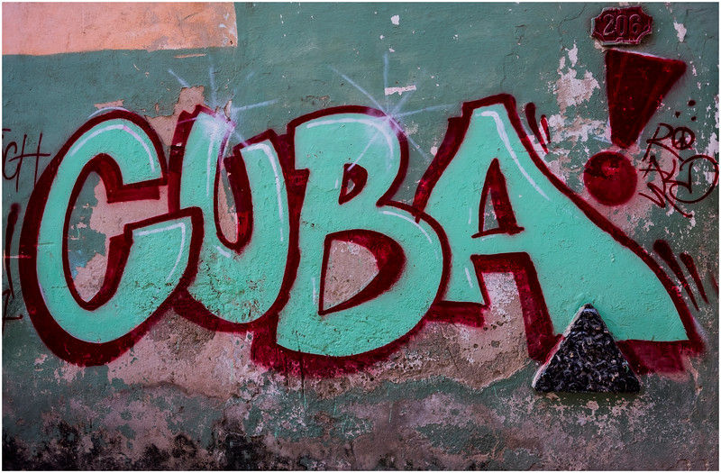 Cuba Havana Centro Havana Art 4 March 2017