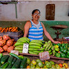 Cuba Havana Centro Havana Street Market Produce Shop 2 March 2017