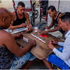 Cuba Havana Centro Havana Domino Match 1 March 2017