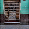 Cuba Havana Centro Havana Doorway 16 March 2017