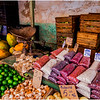 Cuba Havana Centro Havana Street Market Produce Shop 6 March 2017