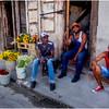Cuba Havana Centro Havana Flower Seller 6 March 2017