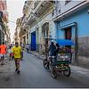 Cuba Havana Centro Havana Street Scene 2 March 2017
