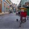 Cuba Havana Centro Havana Bici Taxi 6 March 2017