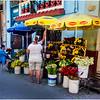 Cuba Havana Centro Havana Flower Seller 7 March 2017